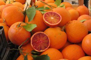 Sanguine Oranges
